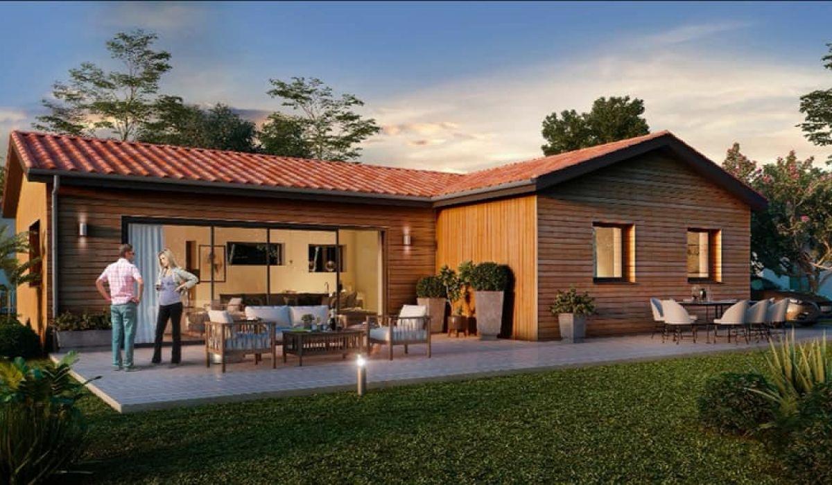 Constructeur Corse Du Sud maison + terrain montseret - 257500.00 € | ami bois