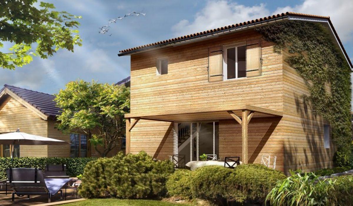 Constructeur Corse Du Sud maison + terrain narbonne - 213000.00 € | ami bois