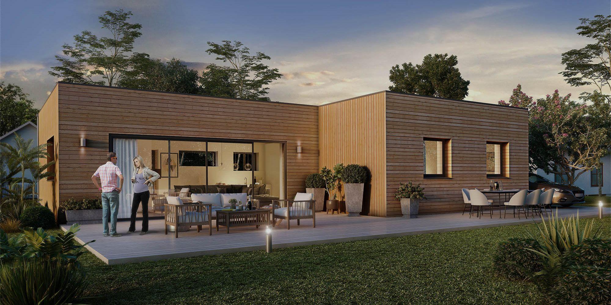 Constructeur Maison Toulouse Prix ami bois | constructeur de maisons en bois